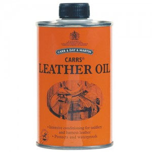 Aceite cuero Carr&Day Leather Oil 300ml