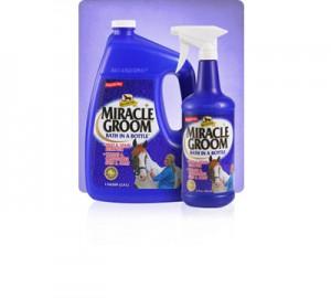 Acondicionador Absorbine Miracle Groom 5-En-1 946ml