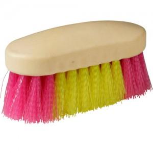 Cepillo sintetico multicolor pequeño