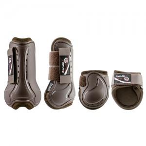 Protector tendon & menudillo Equestro Platinum Shetland