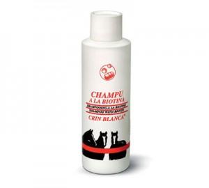 Champu Crin Blanca Biotina 1lt