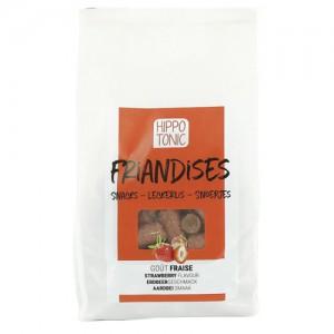 Golosinas Hippotonic Friandises fresa 1kg