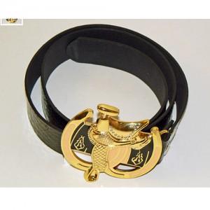 Cinturon western Silla