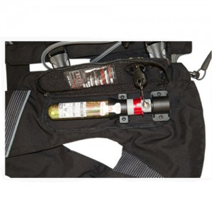 Bombona CO2 chaleco Airbag Hit-Air 50cc