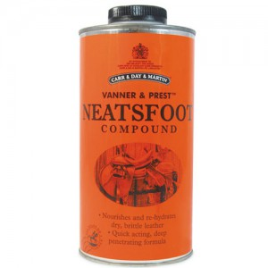 Aceite cuero Carr&Day Neatsfoot Compound 500ml