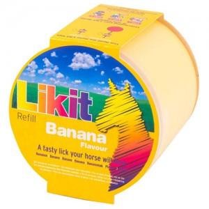 Piedra sal Likit banana 650gr