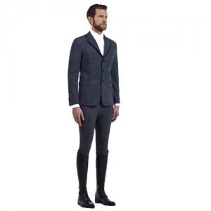 Chaqueta concurso Cavalleria Toscana Wool Look Stretch Jersey