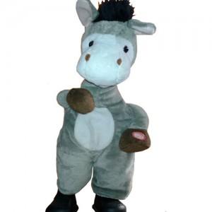 Peluche caballo cantor