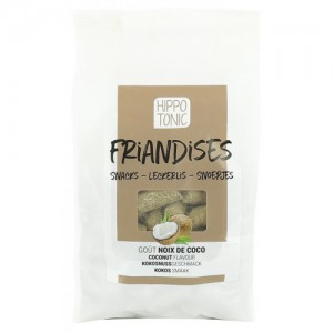 Golosinas Hippotonic Friandises coco 600gr