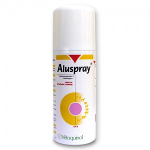 Cicatrizante Aluspray 210ml