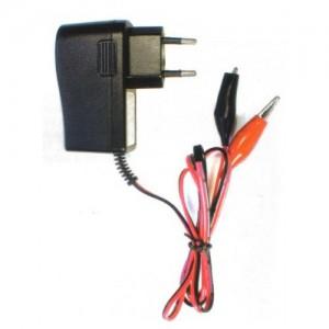 Cargador bateria acumulador 6V 4.5Ah