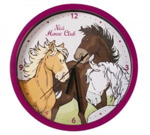 Reloj pared Nici Horse Club