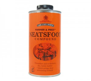Aceite cuero Carr&Day Neatsfoot Compound 1lt