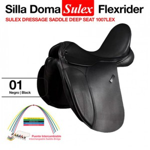 Silla doma Castecus Sulex Flexrider