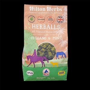Golosinas Hilton Herbs Herballs 500gr