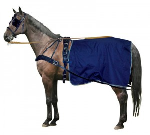Manta enganche impermeable