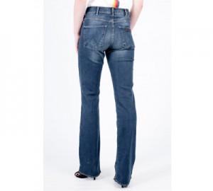 Pantalon Wrangler TinaStretch Dark W034