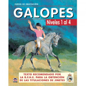 Libro Galopes Nivel I-IV