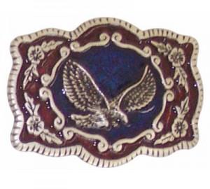 Hebilla cinturon western Buckle Color A20