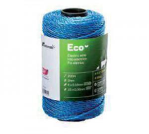 Cuerda cercado Pastormatic Eco azul 2mm 200mts