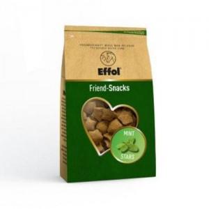 Golosinas Effol Friend-Snacks Mint Stars 500gr