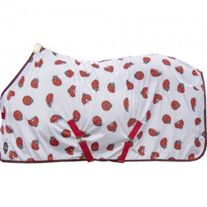 Manta antimoscas HKM Ladybug